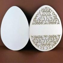 Blank Card - Easter Egg...
