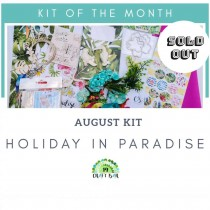 AUGUST KIT - Holiday in...