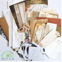Junk Journal Kit - FIRST...