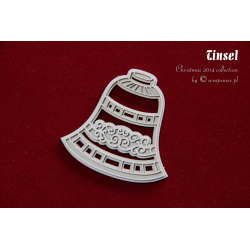 Chipboard - 2 - layers Bell