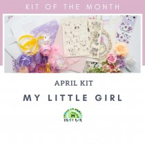 APRIL KIT - My Little Girl
