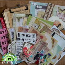 Junk Journal Kit - SECOND...