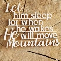 Chipboard - Let him sleep