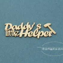 Chipboard  - DADDY'S LITTLE...