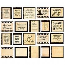Stickers - Movie strips -...