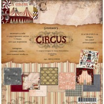 Scrapbooking Paper - CIRCUS...