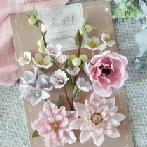 PASTEL FLOWERS - Floral...