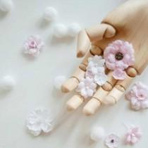 PASTEL FLOWERS - Pink Mix