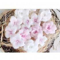 PASTEL FLOWERS - Hydrangeas...