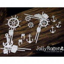 Chipboard - Jolly Roger -...