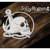 Chipboard - Jolly Roger -...
