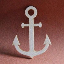 Chipboard - SMALL ANCHOR