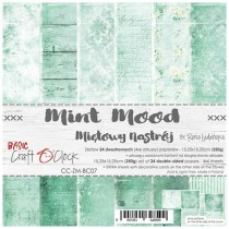 Scrapbooking Papers - MINT...