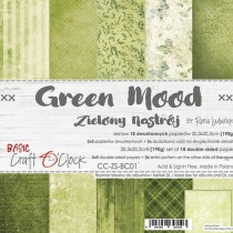 Scrapbooking Paper - GREEN...