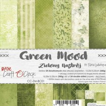 Scrapbooking Papers - GREEN...