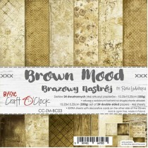 Scrapbooking Papers - BROWN...