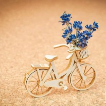 Chipboard- Bicycle 3D
