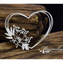 Chipboard - MAGNOLIAS -...
