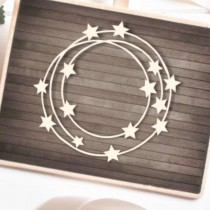 Chipboard - Frame with...