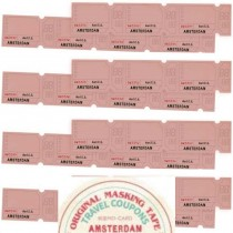 Washi Tape - TICKET...
