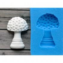 Silicone Mold - Fairy Mushroom