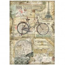 A4 Rice Paper - BICYCLE