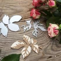 Cutting Dies - LAYERED ROSE...