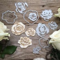 Cutting Dies - LAYERED ROSES