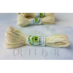 Natural Hemp Cord/WHITE
