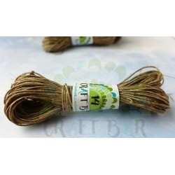 Natural Hemp Cord/ECO-BROWN