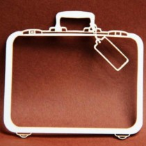 Chipboard - TRAVEL SUITCASE