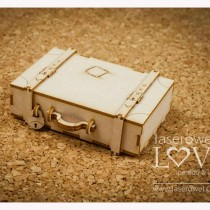 Chipboard - TRAVEL SUITCASE 3D
