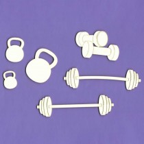 Chipboard - BARBELLS AND...