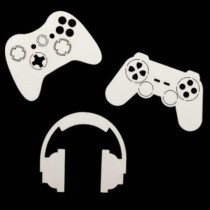 Chipboard - CONSOLE PADS SET