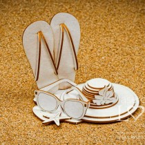 Chipboard - VACATION 3D