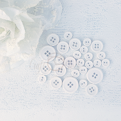 Button set 01 -WHITE