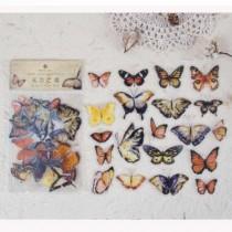 PET Stickers -  WIND LOVE...