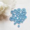 Button set 07-BLUE