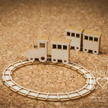 Chipboard 3D - Track...