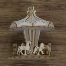 Chipboard 3D - Carousel...