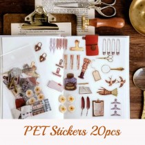 PET Stickers -  JOURNAL...