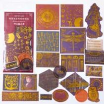 DECO WASHI Stickers -...