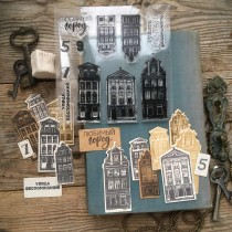 Cutting Dies + Stamps -...