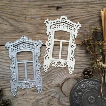 Cutting Dies - RUSTIC WINDOW