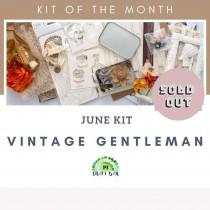 JUNE KIT - Vintage Gentleman