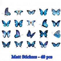 Stickers Box - BLUE...