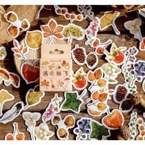 Mini Stickers - AUTUMN - 46pcs
