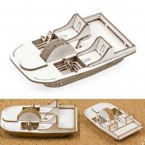 Chipboard 3D - WATER BIKE -...