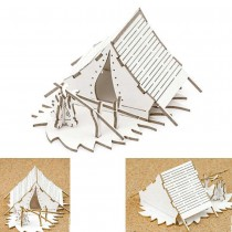 Chipboard 3D - TENT AND...