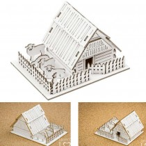 Chipboard 3D - HOUSE IN THE...